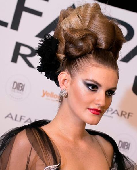 Modelka z agencji hostess i modelek Individual w Warszawie